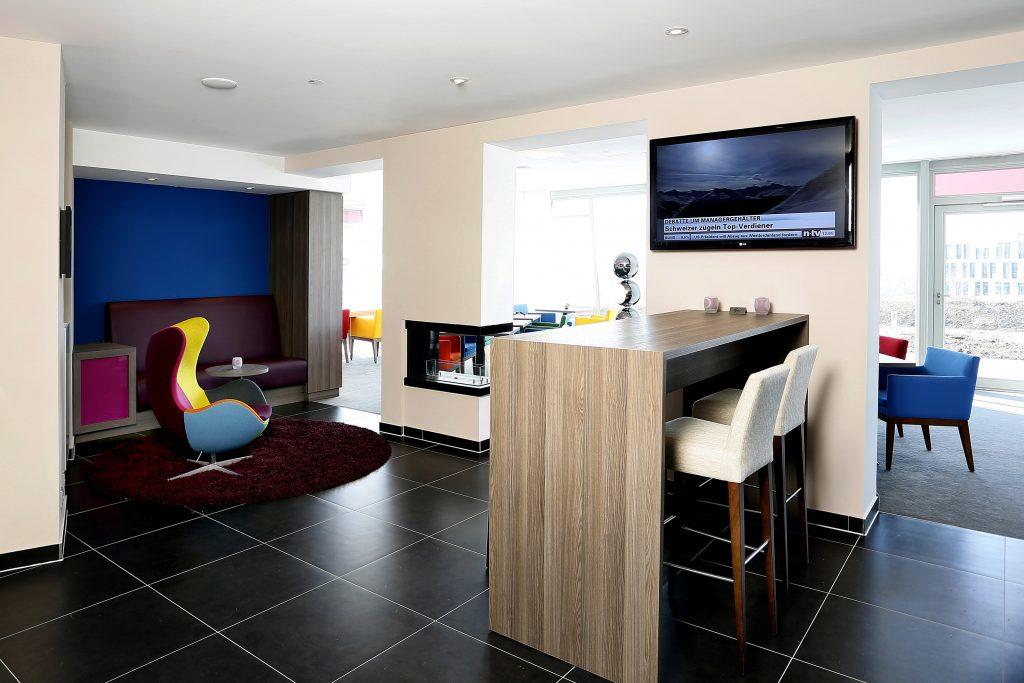 Sky Sportsbar im Hotel smartino Schwäbisch Hall