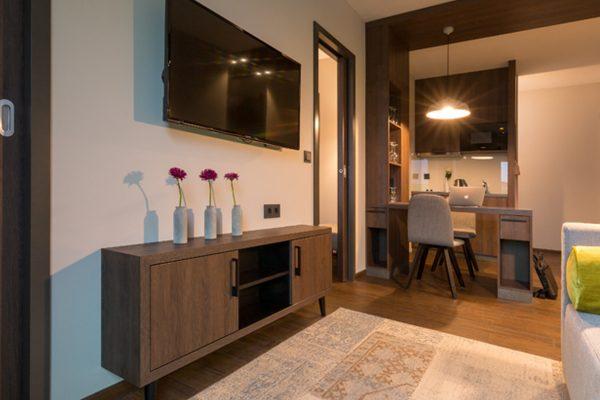 Hotel smartino Ausstattung